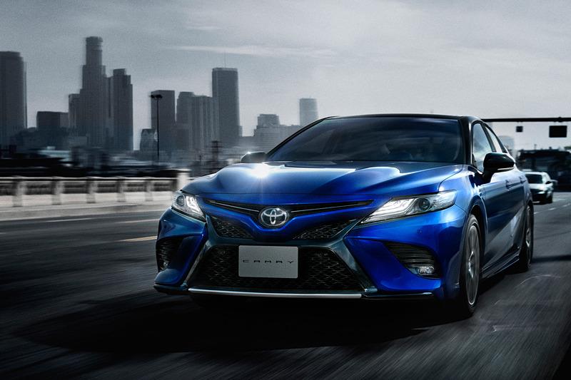 カムリ 2020年のマイナーチェンジ(一部改良)情報と特別仕様車